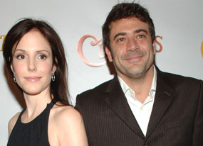 Mary-Louise Parker, Jeffrey Dean Morgan