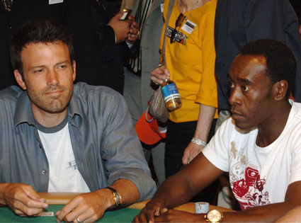 Ben Affleck, Don Cheadle