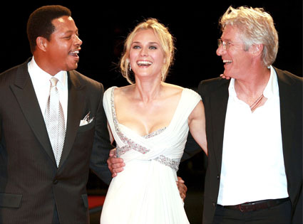 Terrence Howard, Diane Kruger, Richard Gere