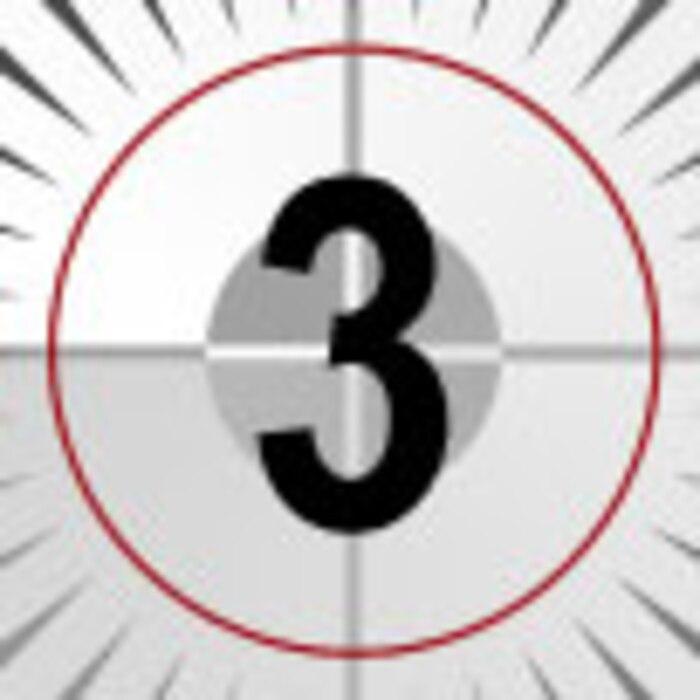 Three 3 (Countdown Numbers)