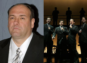 James Gandolfini, The Jersey Boys