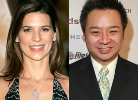 Perrey Reeves, Rex Lee