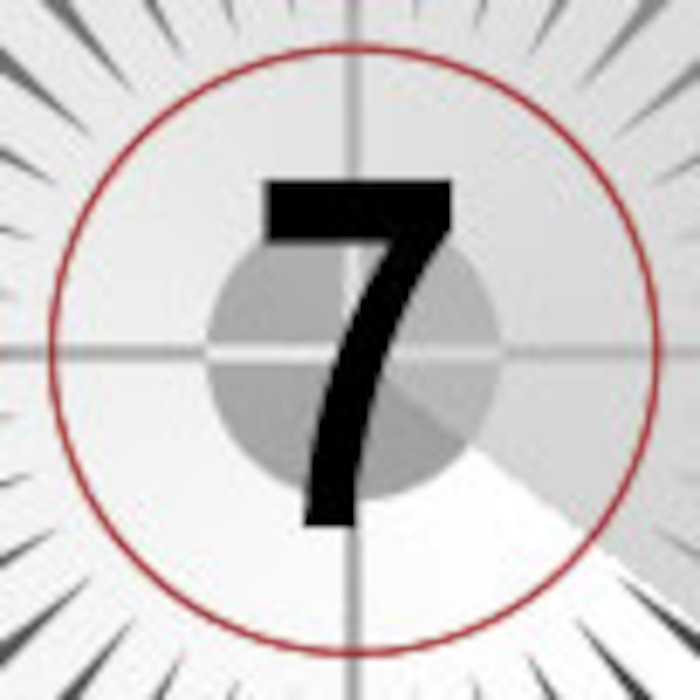 Seven 7 (Countdown Numbers)