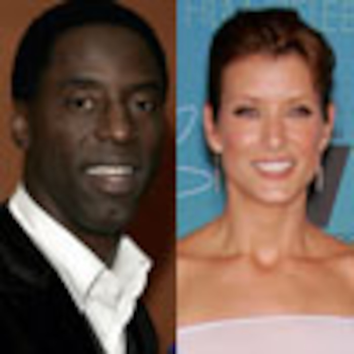 Isaiah Washington, Kate Walsh