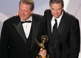 Al Gore, Jole Hyatt, Emmys