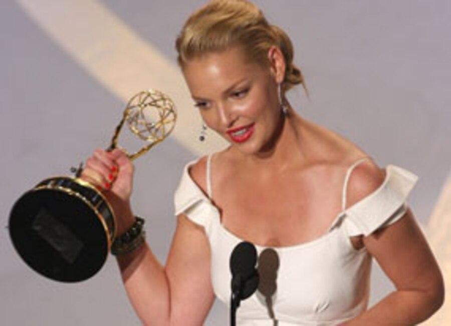 Katherine Heigl, Emmys