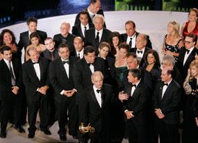 Sopranos Cast, Emmys