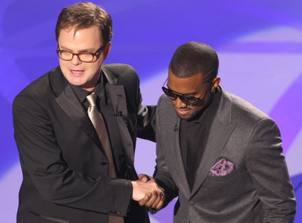 Rainn Wilson, Kanye West