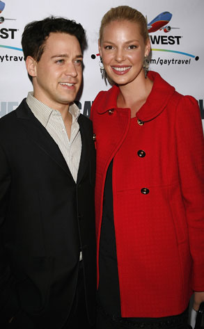 Katherine Heigl, T.R. Knight