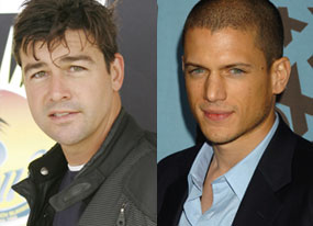 Kyle Chandler, Wentworth Miller
