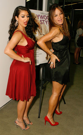 Kim Kardashian, Robin Antin