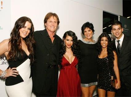 Khloe Kardashian, Bruce Jenner, Kim Kardashian, Kris Jenner, Kourtney Kardashian, Robert Kardashian