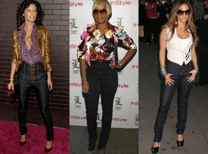 Designer High Waisted Jeans - Xtellar Jeans
