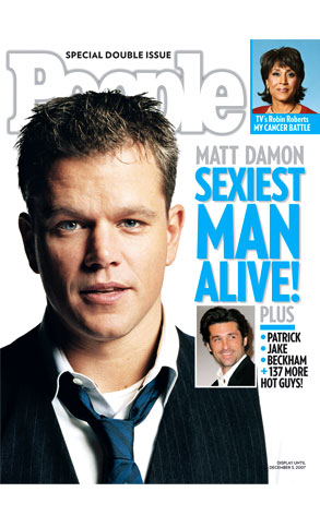 Matt Damon, People