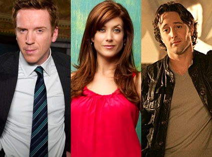 Damian Lewis (Life), Kate Walsh (Private Practice), Alex O'Loughlin (Moonlight)