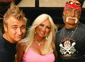 Nick Hogan, Linda Hogan, Hulk Hogan