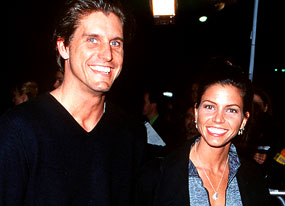 Charisma Carpenter, Damian Hardy