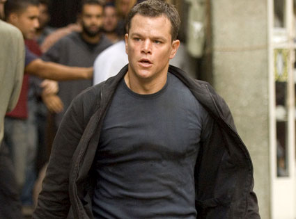 Matt Damon, Bourne Ultimatum