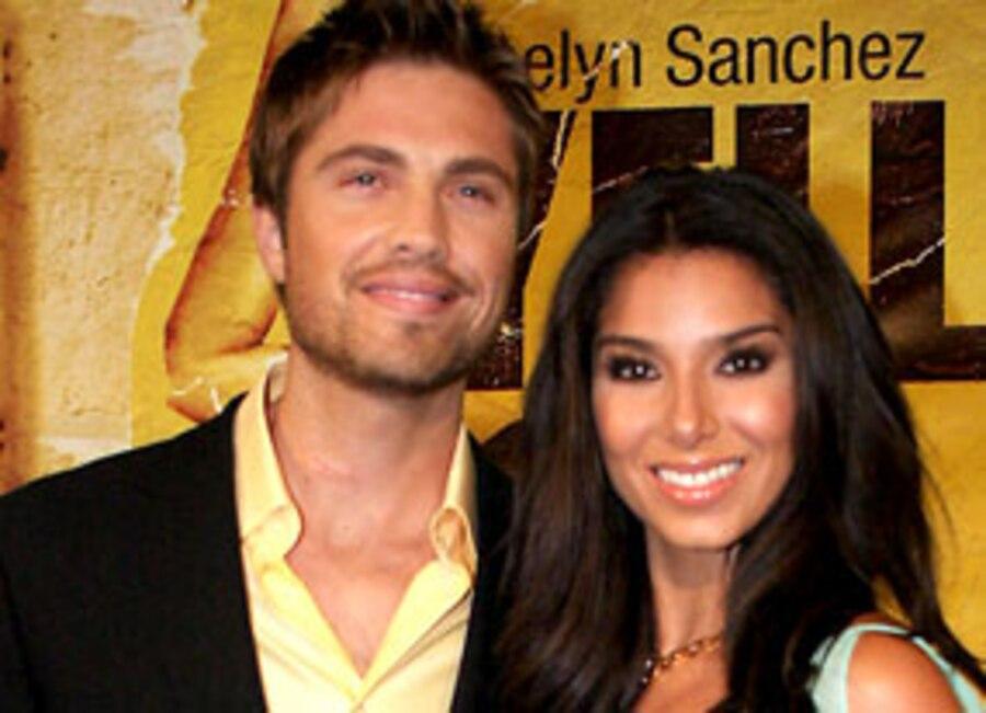 Roselyn Sanchez, Eric Winter