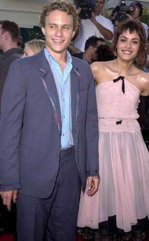 Heath Ledger, Shannyn Sossamon