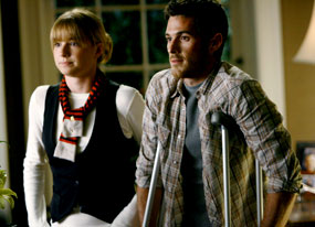 Emily VanCamp, Dave Annable, Brothers and Sisters