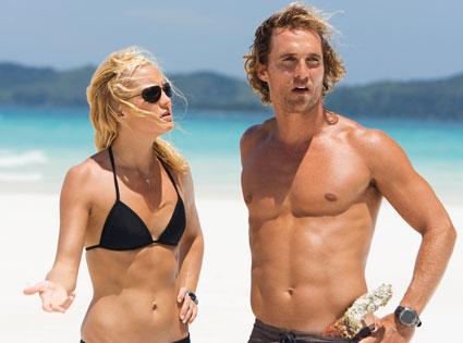 Fool's Gold: Kate Hudson, Matthew McConaughey