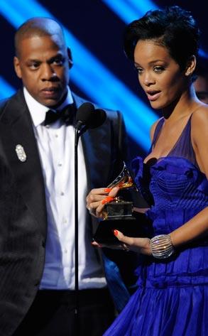 Jay Z, Rihanna