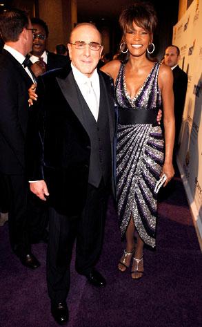 Clive Davis, Whitney Houston