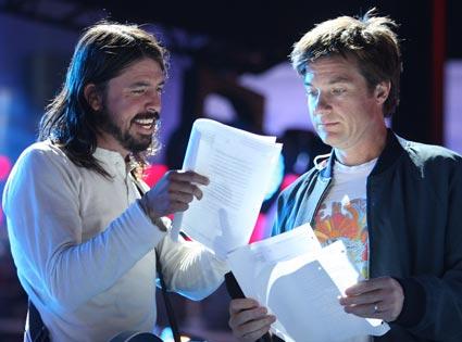 Dave Grohl, Jason Bateman