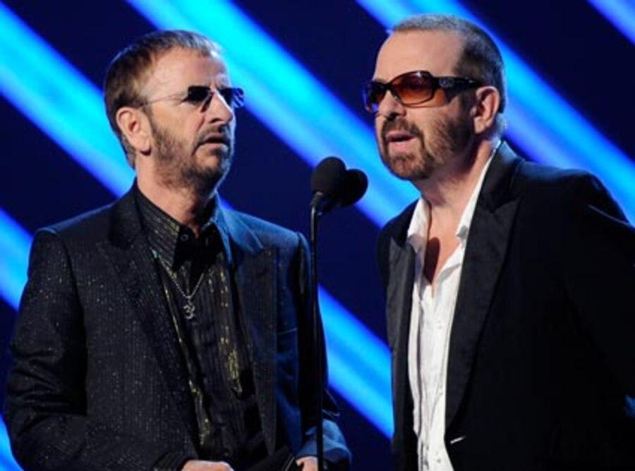 Ringo Starr, Dave Stewart
