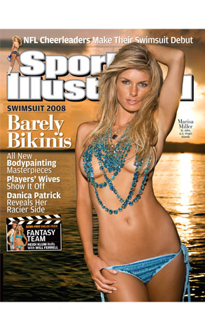 Marisa Miller, Sports Illustrated Magazine: Swimsuit Issue