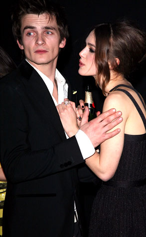 Keira Knightley, Rupert Friend