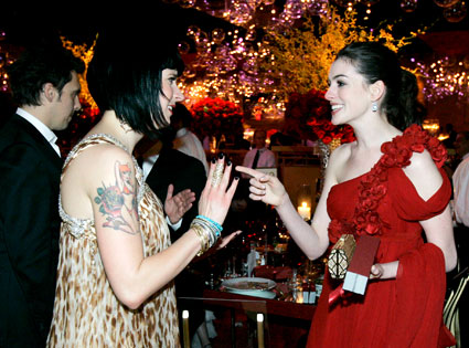 Anne Hathaway, Diablo Cody
