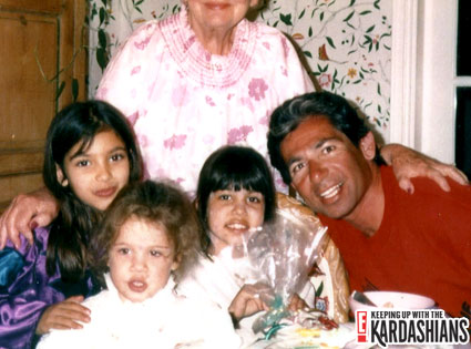 Kardashians Family Photos
