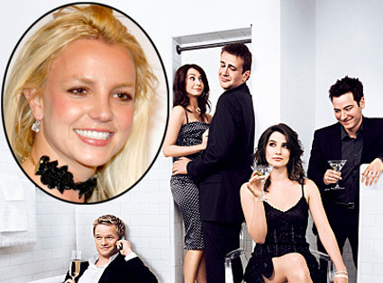 How I Met Your Mother, Britney Spears