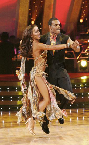 Mario on Dancing with the Stars