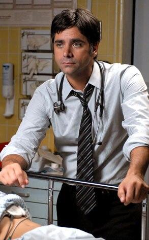 John Stamos, ER