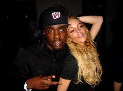 Lindsay Lohan, Wale