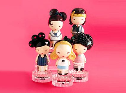 Gwen Stefani's Harajuku Lovers dolls