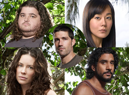 Lost Oceanic Six
