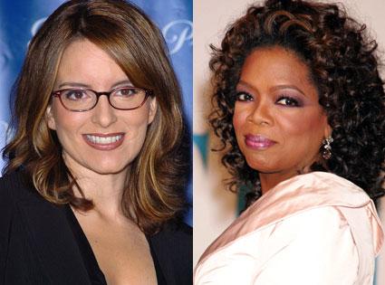 Tina Fey, Oprah Winfrey