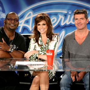 Randy Jackson, Paula Abdul, Simon Cowell, American Idol: Season 7
