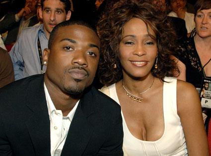 Whitney Houston, Ray J