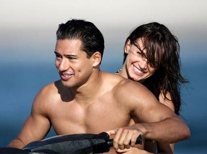 Mario Lopez, Karina Smirnoff