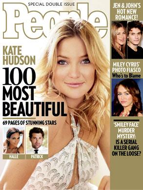 Kate Hudson, People Magazine