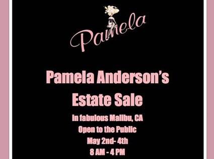 Pamela Anderson, Estate Flyer