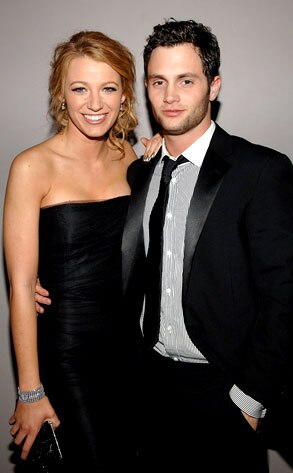 Blake Lively, Penn Badgley