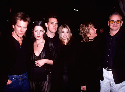 Bill Murray, Neve Campbell, Matt Dillon, Kevin Bacon, Denise Richards