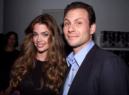 Denise Richards, Christian Slater