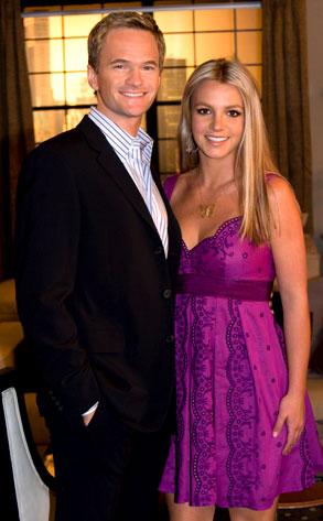 Neil Patrick Harris, Britney Spears